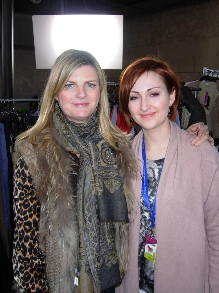 Nagrania do programu TVN Style Trinny & Susannah ubierają Polskę.
