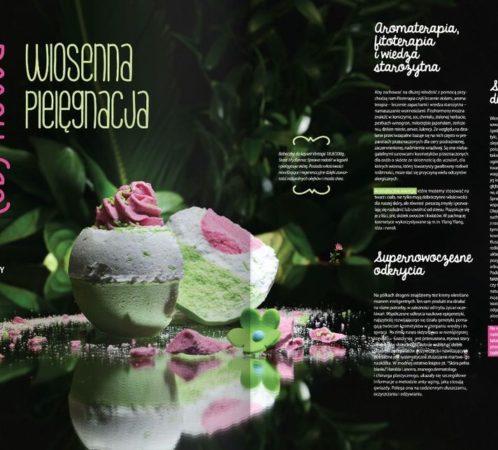 Stylizacja I.Jabłonowska, zdjęcia B.Cirut; Fashion Time