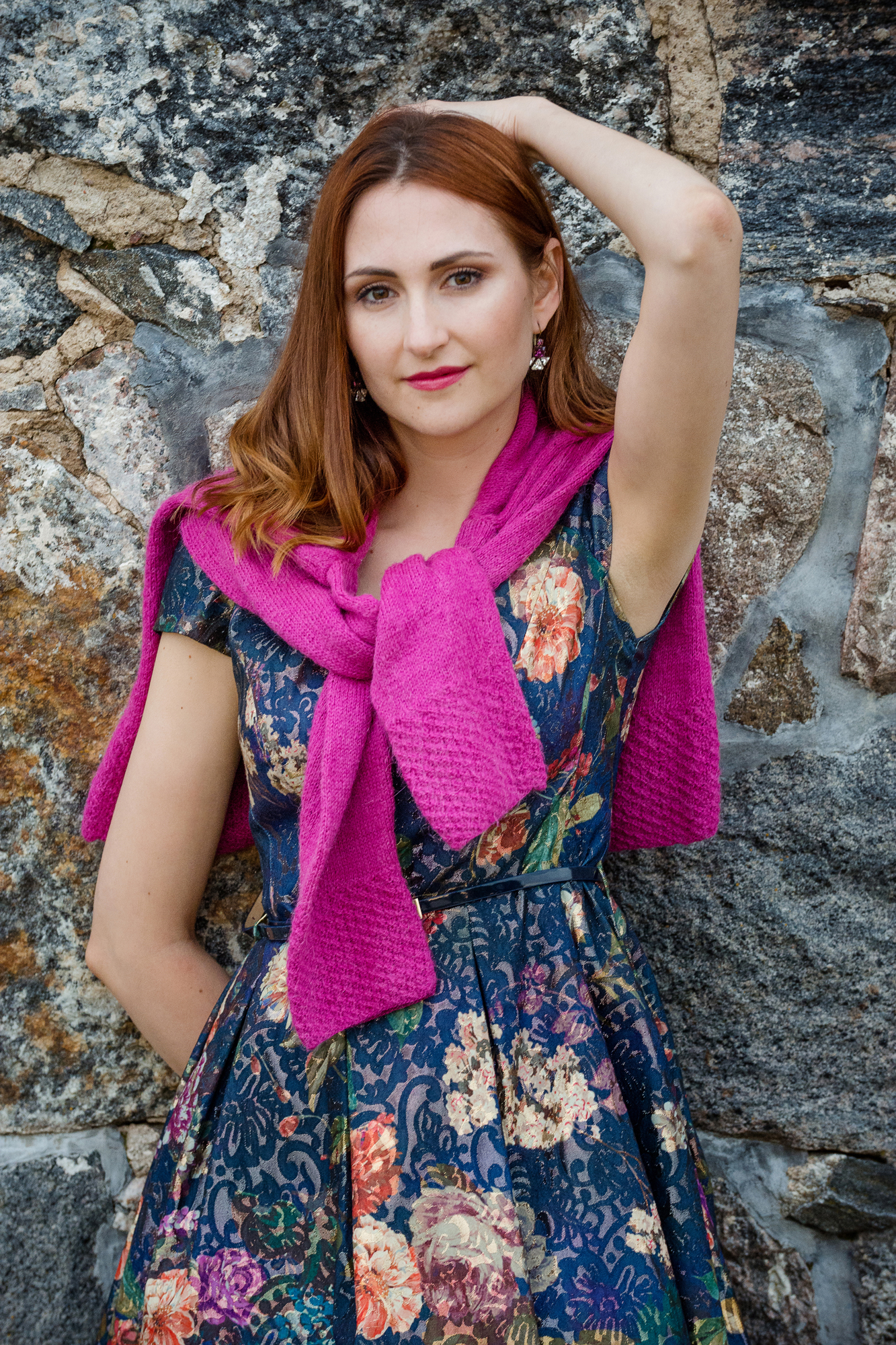 Sukienka koktajlowa - Teresa Kopias