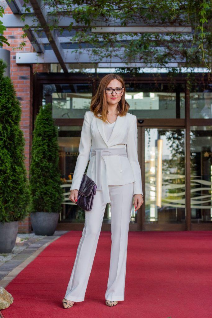 Osobista stylistka Izabela Jabłonowska, sesja zdjęciowa na Stylowym Blogu