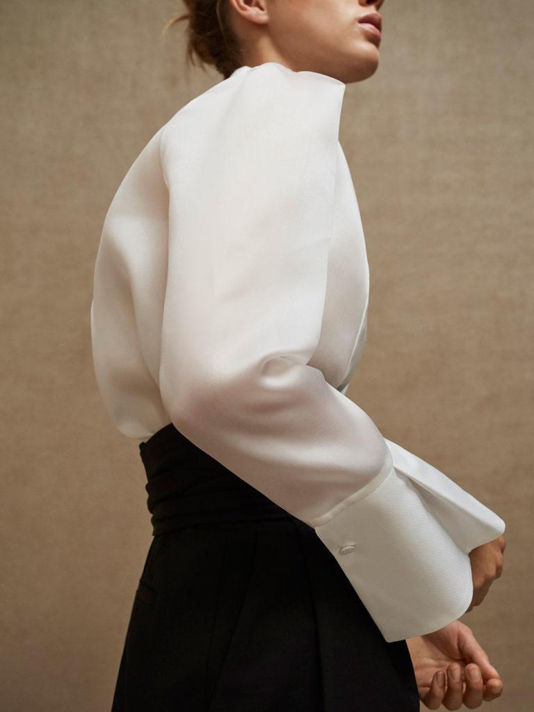 e1af183046b5 Biała koszula - jak nosić klasykę  - Stylowa Moda