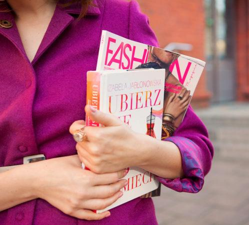Modelka i stylizacja - Izabela Jabłonowska, zdjęcie - Iwona Bałdyga.