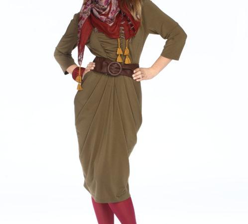Stylizacja I. Jabłonowska, zdjęcia B. Szmigulski, modelka Ania