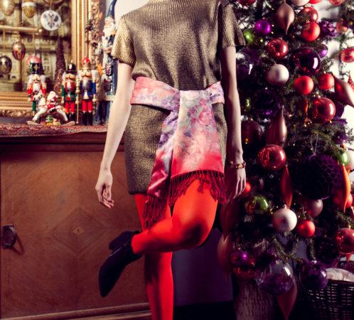 Stylizacja I.Jabłonowska, zdjęcia Ł.Pepol, makijaż D. Mańkowska, modelka - Ewelina; Fashion Time