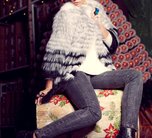 Stylizacja I.Jabłonowska, zdjęcia Ł.Pepol, makijaż D. Mańkowska, modelka Kasia; Fashion Time